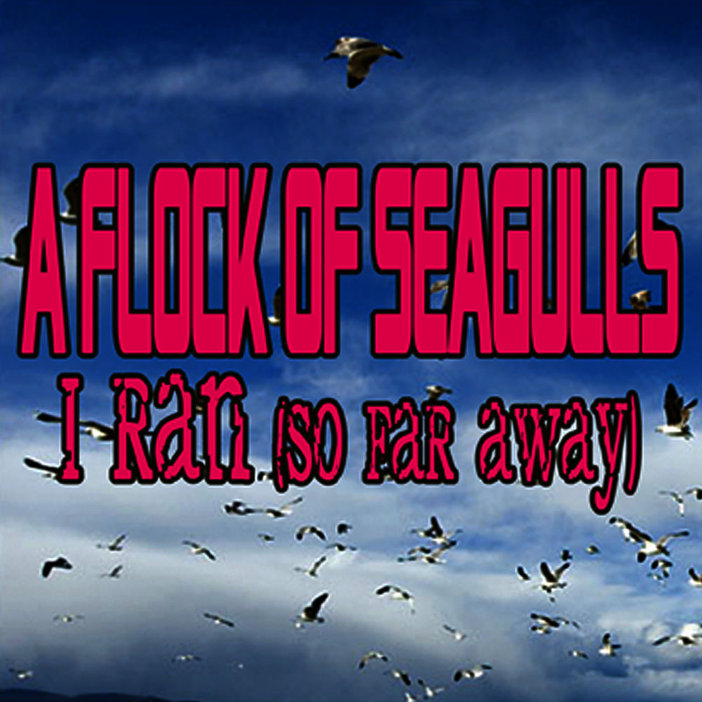 A FLOCK OF SEAGULLS: I Ran (So Far Away)