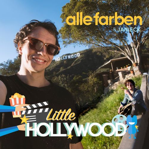 ALLE FARBEN & JANIECK: Little Hollywood