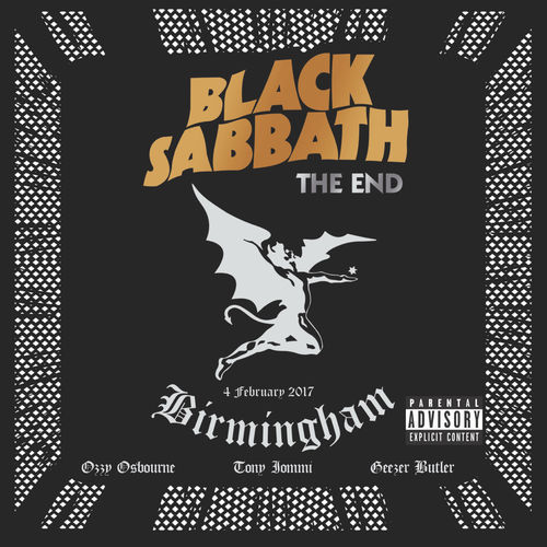 BLACK SABBATH: The End - Birmingham