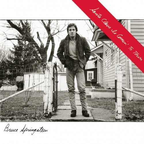 BRUCE SPRINGSTEEN: Santa Claus Is Comin` To Town - Live