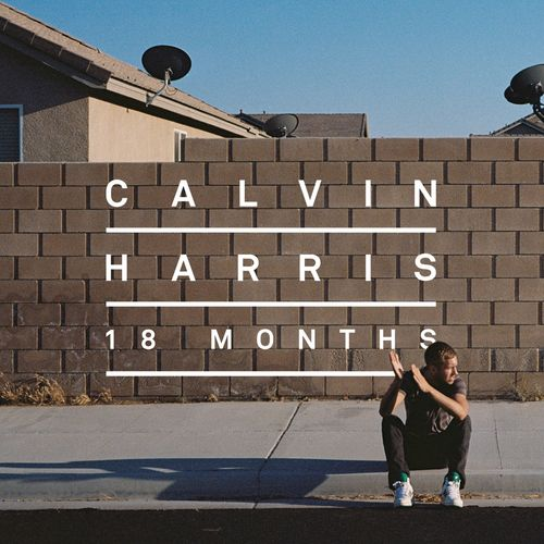 CALVIN HARRIS feat. TINIE TEMPAH: Drinking From The Bottle