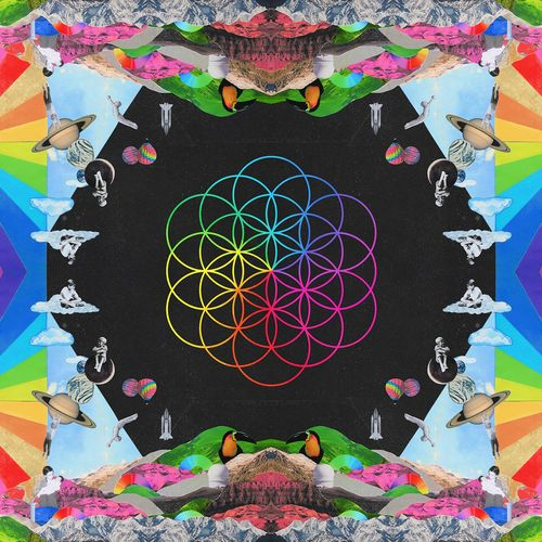 COLDPLAY: Hymn for the Weekend
