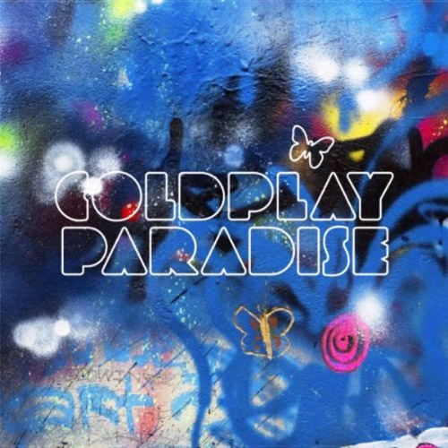 COLDPLAY: Paradise