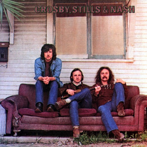 CROSBY, STILLS & NASH: Crosby, Stills & Nash