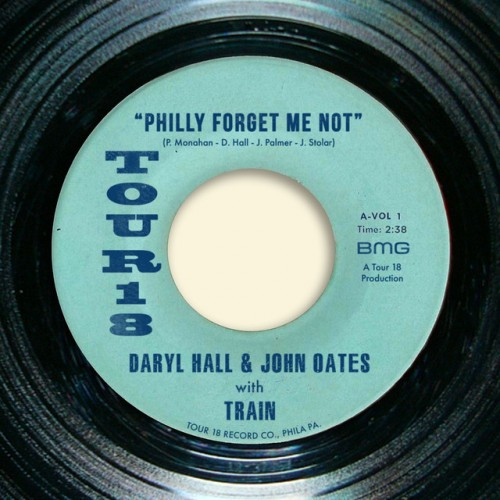 DARYL HALL & JOHN OATES with TRAIN: Philly Forget Me Not