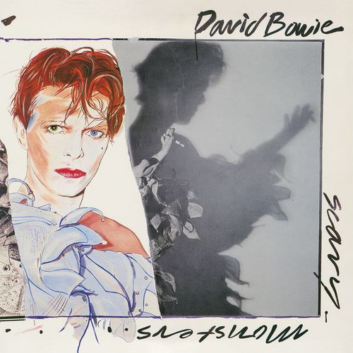 DAVID BOWIE: Scary Monsters (And Super Creeps)