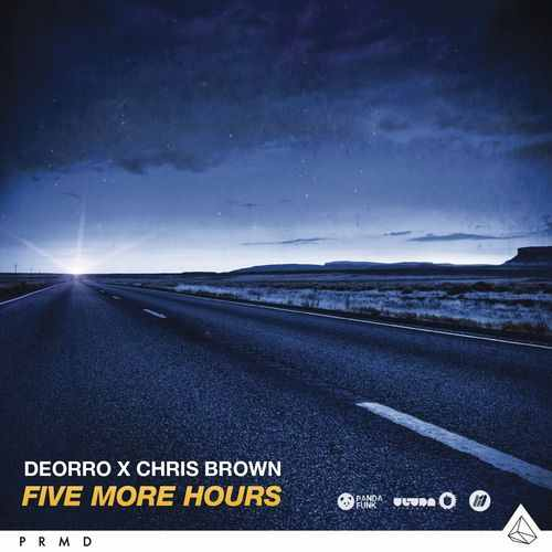 DEORRO x CHRIS BROWN: Five More Hours