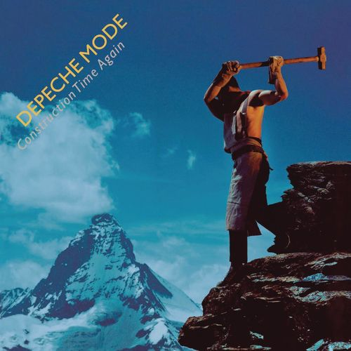 DEPECHE MODE: Everything Counts