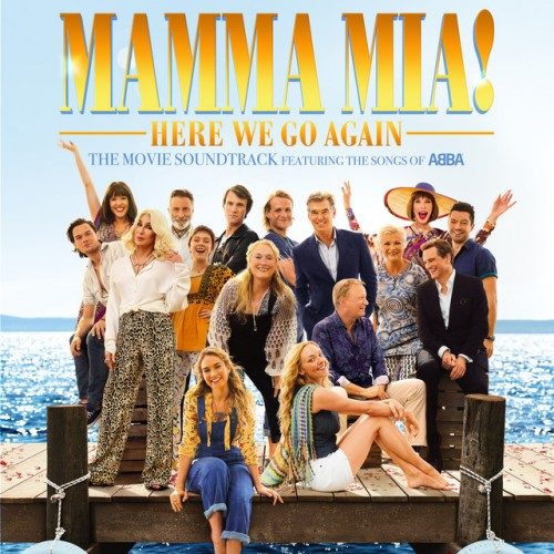 FILMZENE: Mamma Mia! Here We Go Again