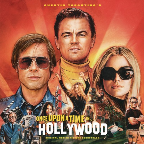 FILMZENE: Once Upon A Time In Hollywood