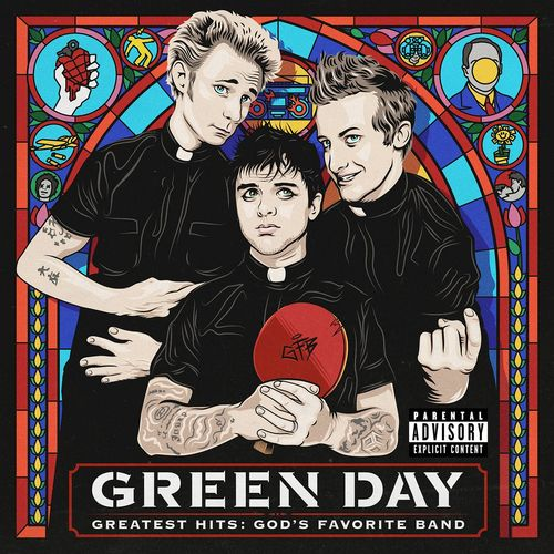 GREEN DAY: Greatest Hits: God`s Favorite Band