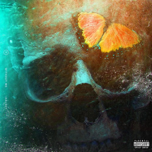 HALSEY: Without Me