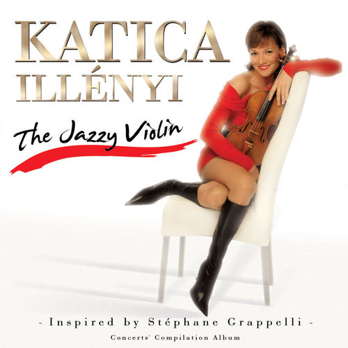 ILLÉNYI KATICA: The jazzy violin