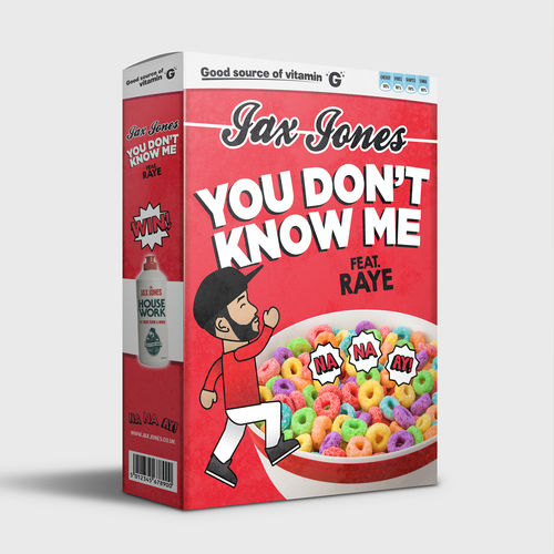 JAX JONES feat. RAYE: You Don`t Know Me