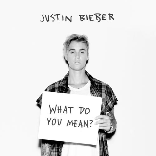 JUSTIN BIEBER: What Do You Mean?