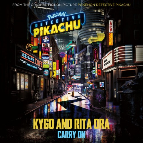 KYGO & RITA ORA: Carry On