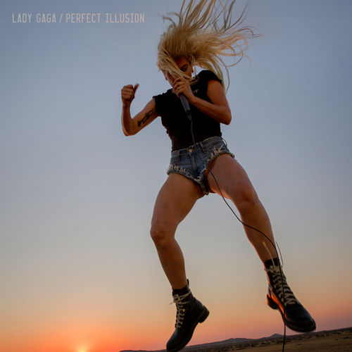 LADY GAGA: Perfect Illusion
