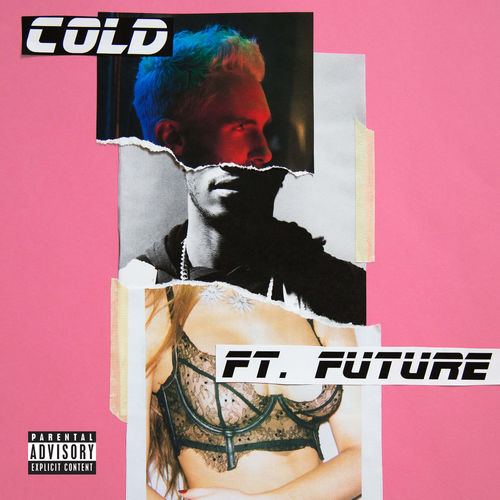 MAROON 5 feat. FUTURE: Cold
