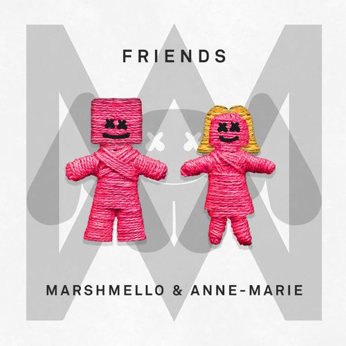 MARSHMELLO & ANNE-MARIE: Friends