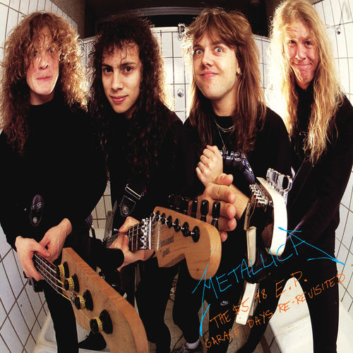 METALLICA: The $5.98 EP: Garage Days Re-revisited