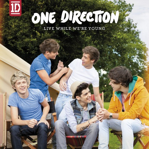 ONE DIRECTION: Live While We`re Young