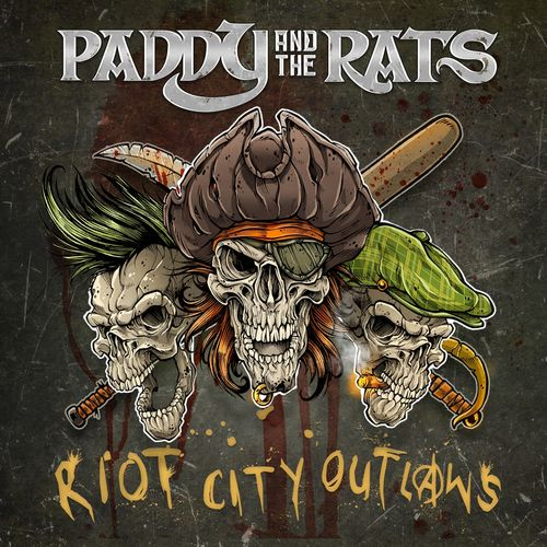 PADDY AND THE RATS: Join The Riot