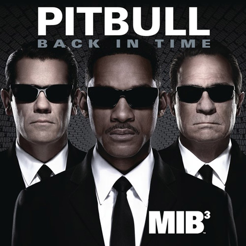 PITBULL: Back In Time