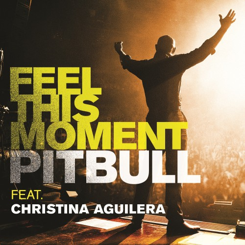 PITBULL feat. CHRISTINA AGUILERA: Feel This Moment