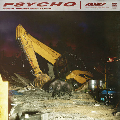 POST MALONE feat. TY DOLLA $IGN: Psycho