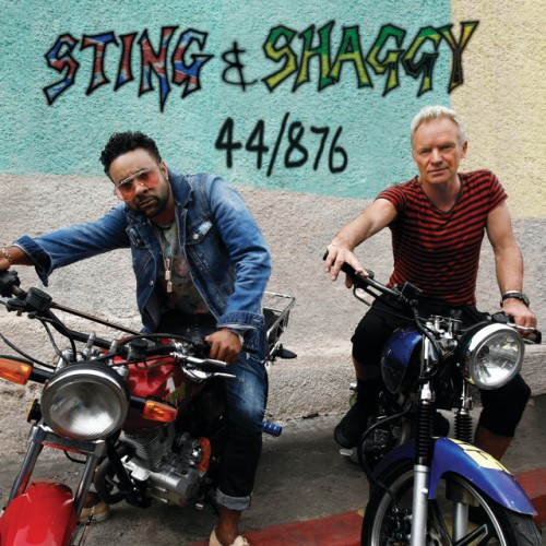 STING & SHAGGY: Just One Lifetime