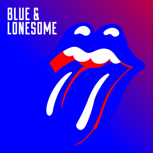 THE ROLLING STONES: Blue & Lonesome