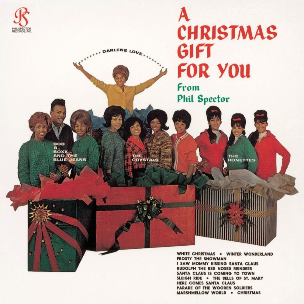 THE RONETTES: Sleigh Ride