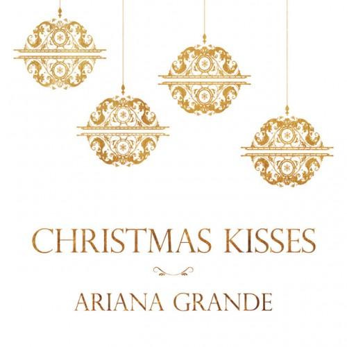 ARIANA GRANDE: Santa Baby