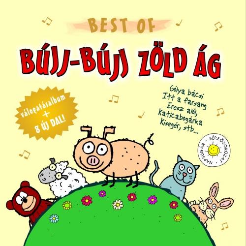 GYEREKLEMEZ: Best of bújj-bújj zöld ág
