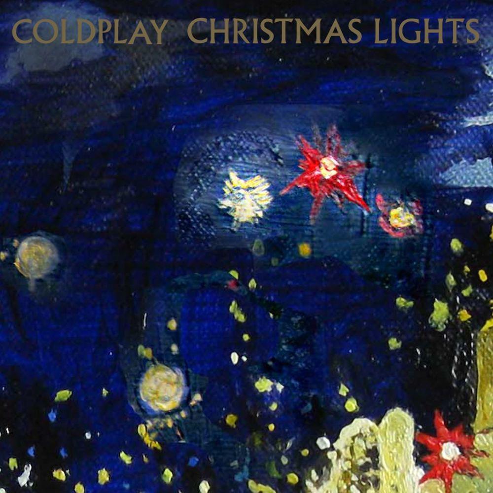 COLDPLAY: Christmas Lights