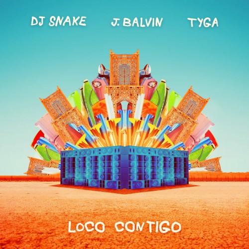 DJ SNAKE feat. J BALVIN & TYGA: Loco Contigo