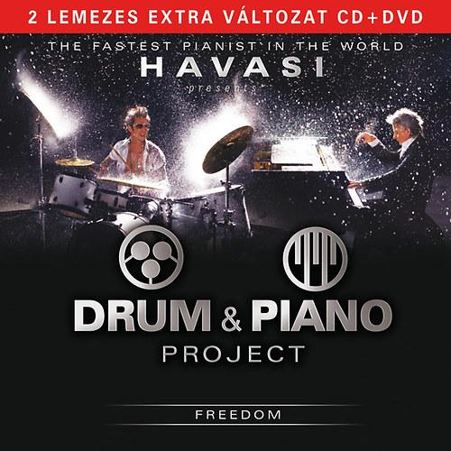 DRUM & PIANO PROJECT: Freedom
