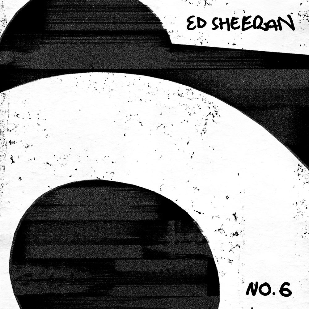 ED SHEERAN: No. 6 Collaborations Project