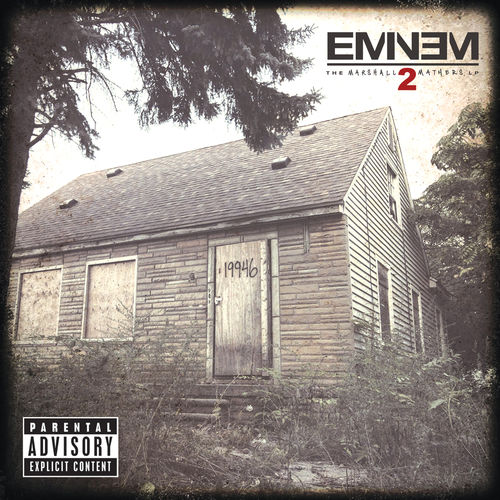 EMINEM: The Marshall Mathers LP 2