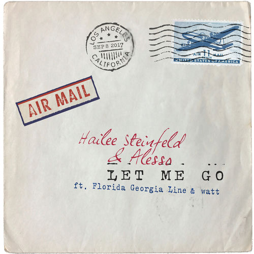 HAILEE STEINFELD & ALESSO feat. FLORIDA GEORGIA LINE & WATT: Let Me Go