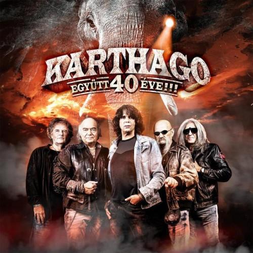 KARTHAGO: Együtt 40 éve!!!