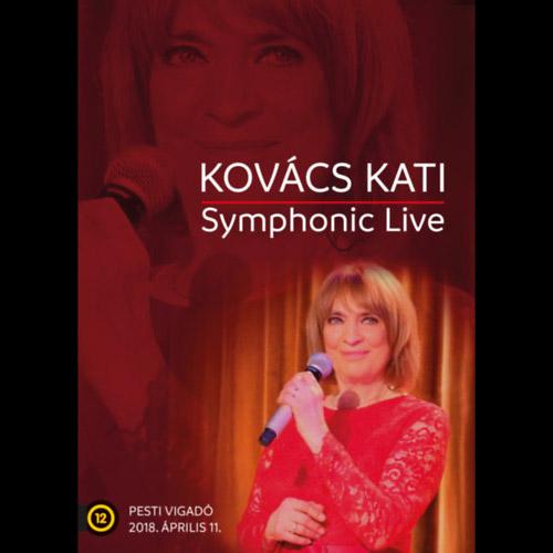 KOVÁCS KATI: Symphonic Live