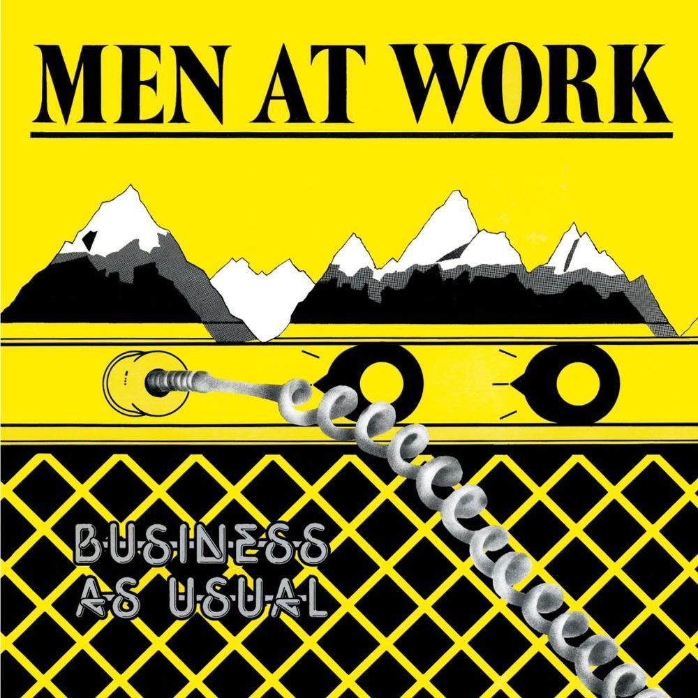 MEN AT WORK: Down Under