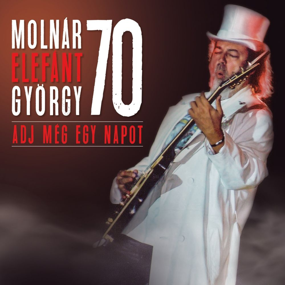MOLNÁR ELEFÁNT GYÖRGY: Adj még egy napot