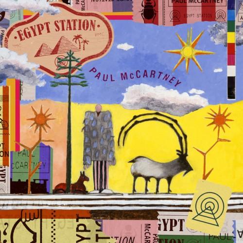 PAUL MCCARTNEY: Egypt Station