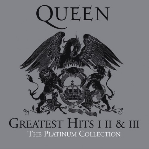 QUEEN: Greatest Hits I, II & III
