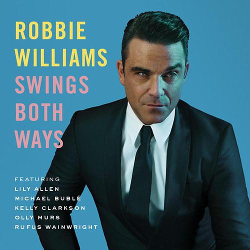 ROBBIE WILLIAMS: Swings Both Ways