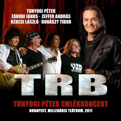 TRB: Tunyogi Péter emlékkoncert
